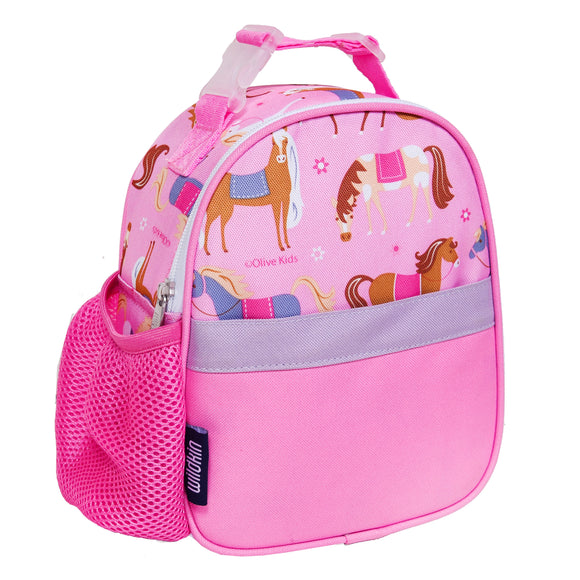 Horses Clip-in Lunch Box