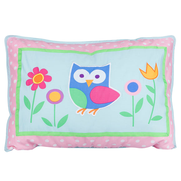 Birdie Cotton Pillow Sham