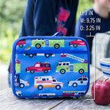 Heroes Lunch Box