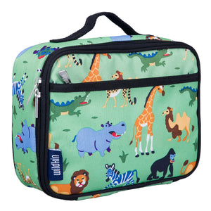 Wild Animals Lunch Box