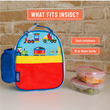 Trains, Planes & Trucks Clip-in Lunch Box
