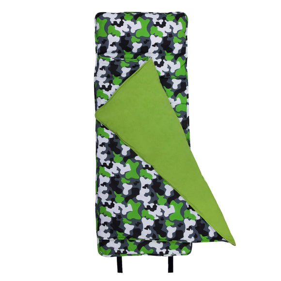 Green Camo Original Nap Mat