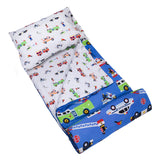 Heroes Microfiber Sleeping Bag w/ Pillowcase