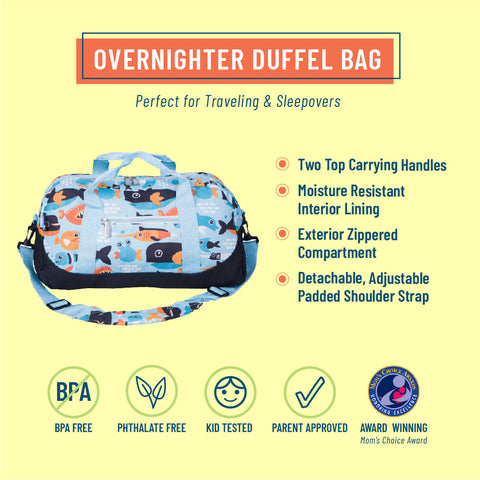 Big Fish Overnighter Duffel Bag