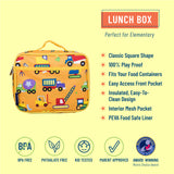 Under Construction Lunch Box