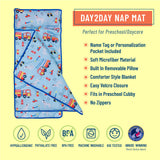 Firefighters Day2Day Nap Mat