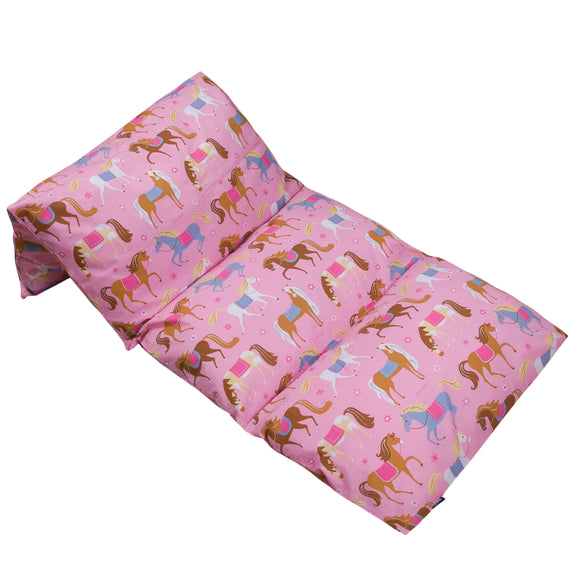 Horses Pillow Lounger