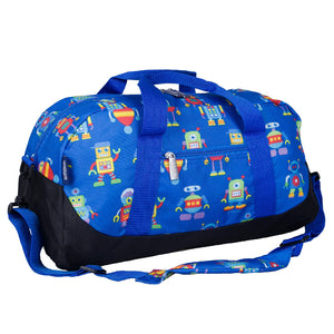 Robots Overnighter Duffel Bag