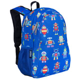 Robots 15 Inch Backpack