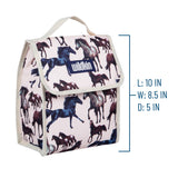 Horse Dreams Lunch Bag
