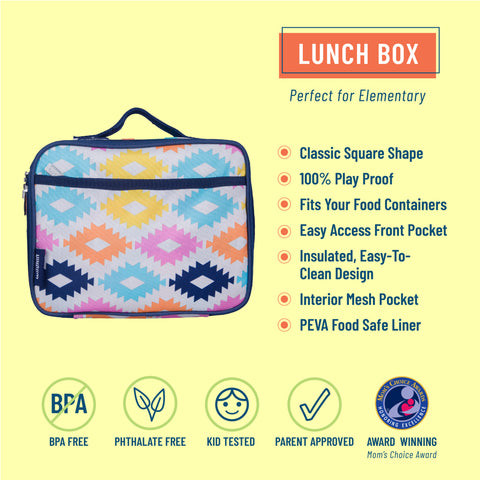 Aztec Lunch Box