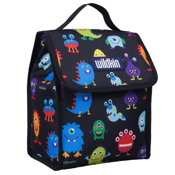 Monsters Lunch Bag