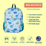 Dinosaur Land 16 Inch Backpack