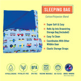 Trains, Planes & Trucks Original Sleeping Bag