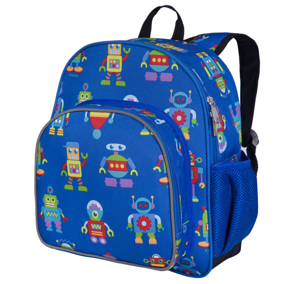 Robots 12 Inch Backpack