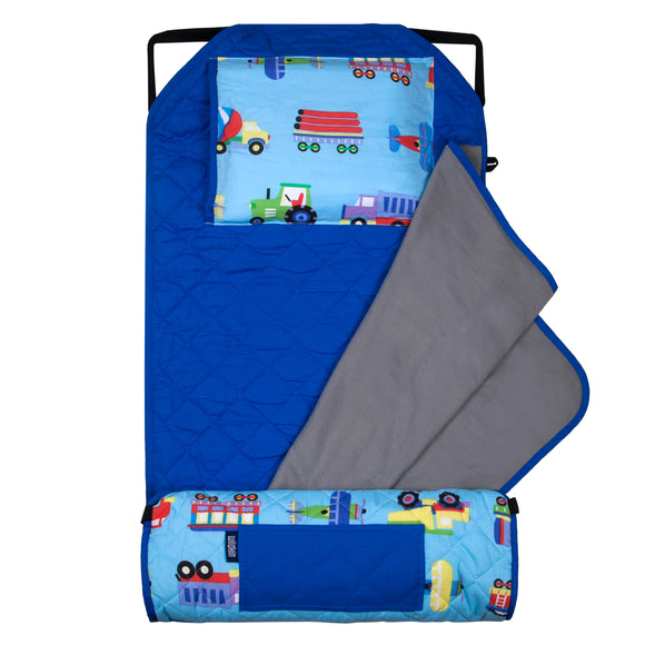 Trains, Planes & Trucks Modern Nap Mat