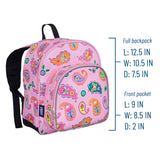 Paisley 12 Inch Backpack