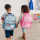 Rainbow Unicorns Day2Day Backpack