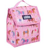 Horses Lunch Bag