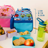 Heroes Clip-in Lunch Box
