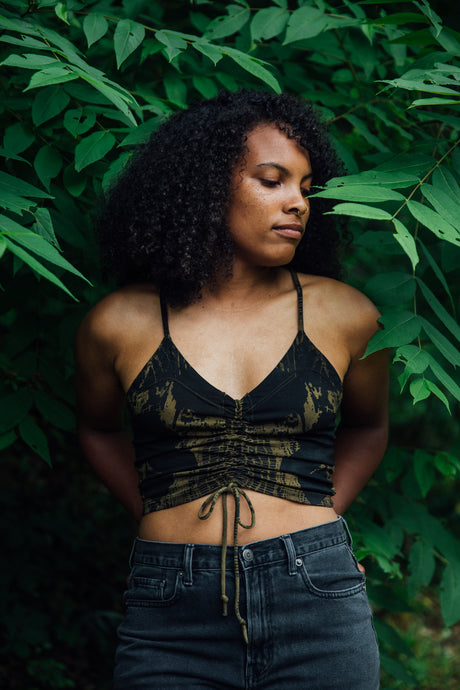 Kudzu Gather Bralette