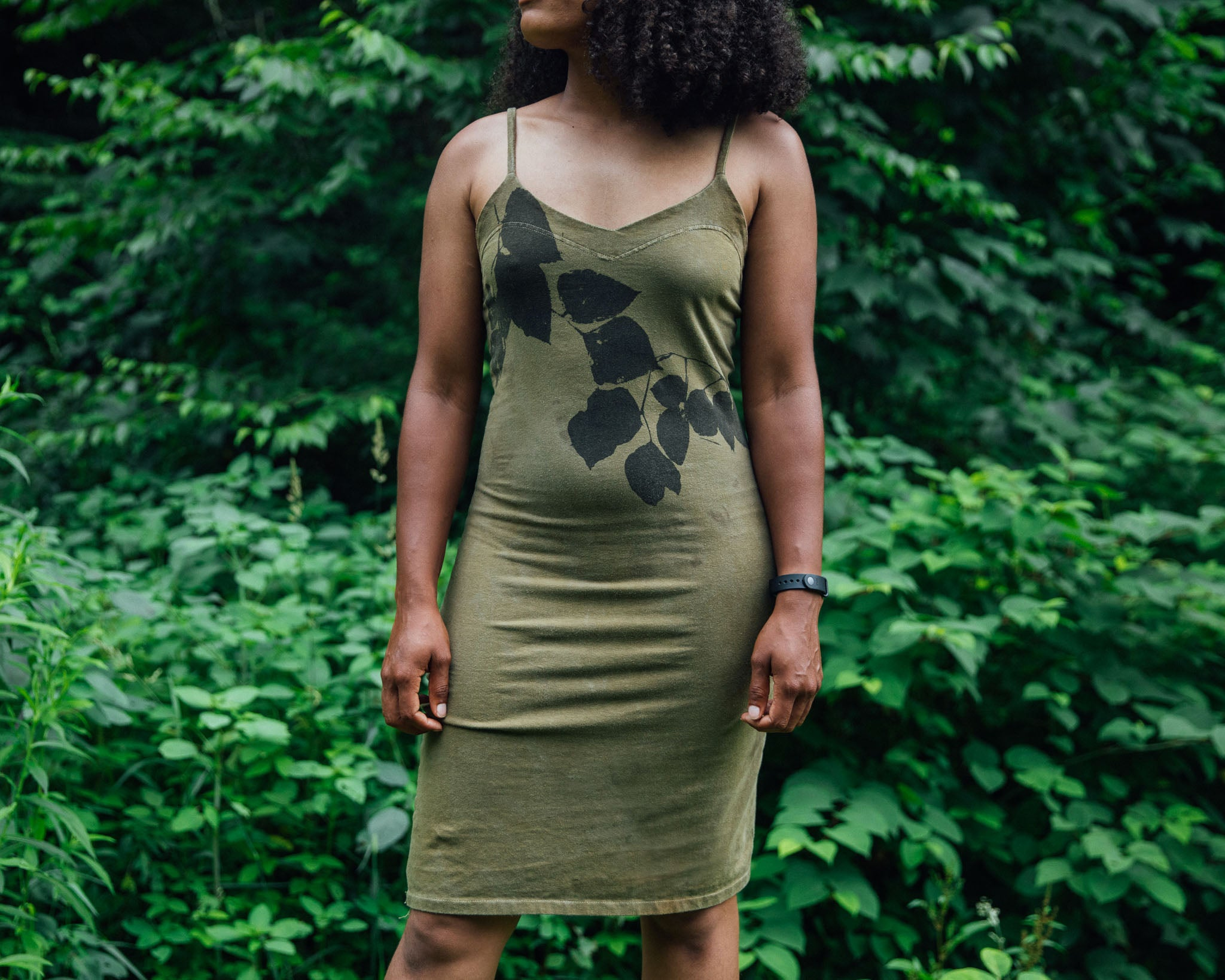 Kudzu Easy Slip Dress