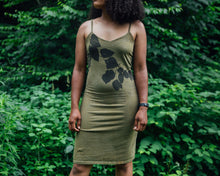 Load image into Gallery viewer, Kudzu Easy Slip Dress