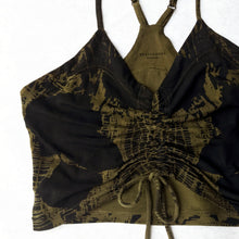 Load image into Gallery viewer, Kudzu Gather Bralette