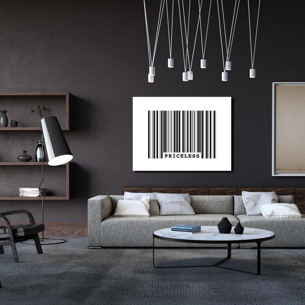 Priceless Barcode