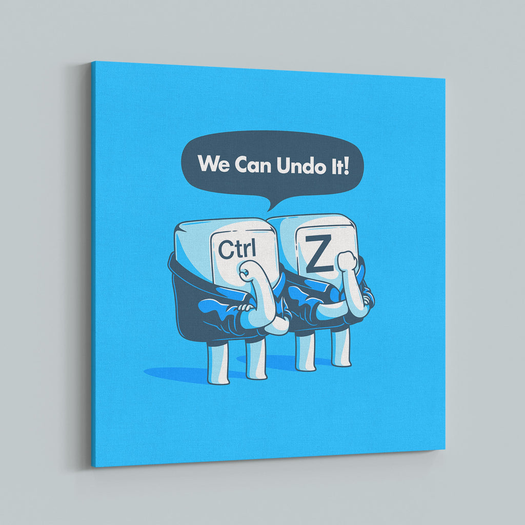 We can undo it - @gebelia By Wallabe