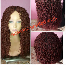 Load image into Gallery viewer, Curly box braids