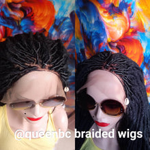 Load image into Gallery viewer, Faux Locs Wig