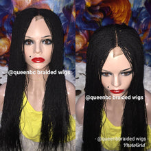Load image into Gallery viewer, Senegalese Braided Twist  wig