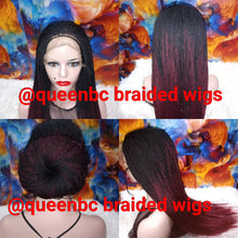 Load image into Gallery viewer, Micro twists braids wig