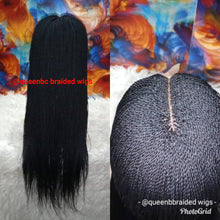 Load image into Gallery viewer, Ready to ship senegalese twist braids wig