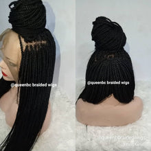 Load image into Gallery viewer, Ready to ship Box braids wig