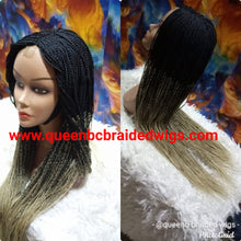 Load image into Gallery viewer, Ready to ship Box braids braided wig