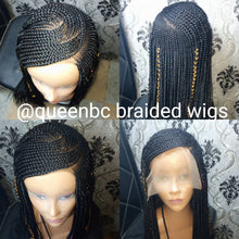 Load image into Gallery viewer, Wonuola Cornrow Wig