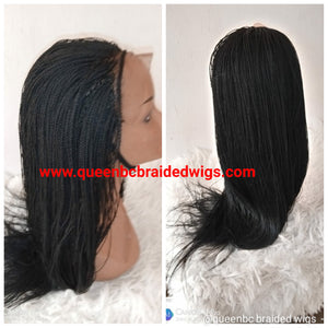 Full lace micro twists Wig