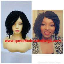 Load image into Gallery viewer, Kinky twist style 1 wig