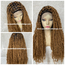 Load image into Gallery viewer, Ready to ship full lace passion twists Wig