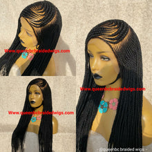 Load image into Gallery viewer, Cornrow braids Wig