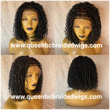 Load image into Gallery viewer, boho bob box braids wig