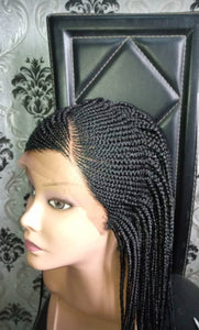 Slash Cornrow Wig