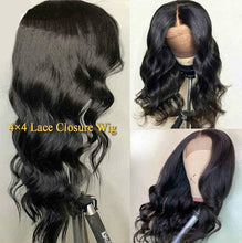 Load image into Gallery viewer, Ready to ship Brazilian body wave  human hair wig