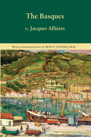 The Basques by Jacques Allières (hardcover)