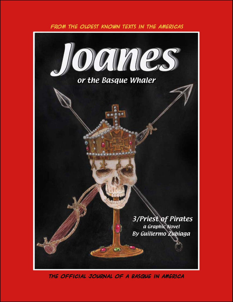 Joanes or the Basque Whaler: Priest of Pirates