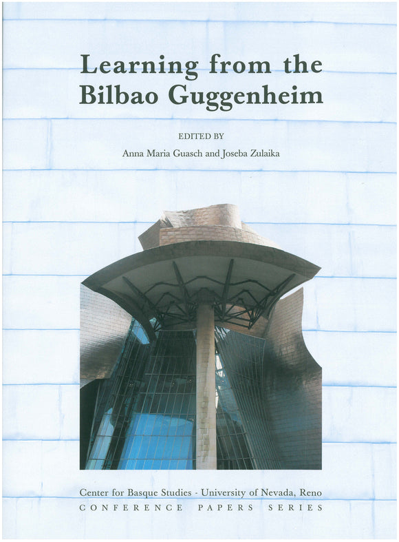 Learning from the Bilbao Guggenheim (Hardcover)