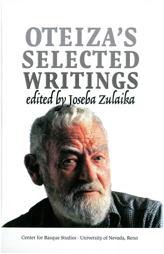 Oteiza's Selected Writings