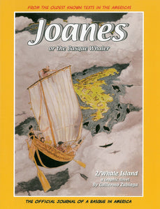 Joanes or the Basque Whaler: Whale Island